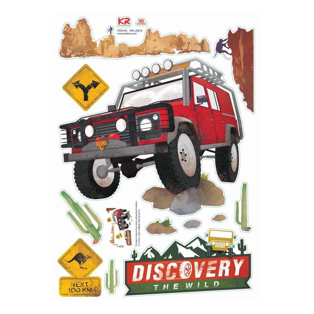 Samolepka ambience australian road trip bonami for Ambiance australia