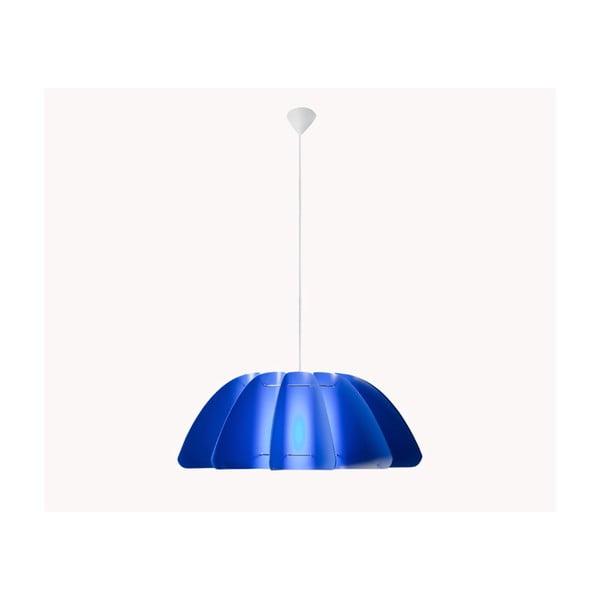 Závěsné svítidlo Primrose blue/classic