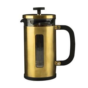 Frenchpress ve zlaté barvě s odměrkou na kávu Creative Tops Pisa, 350ml