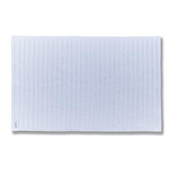 Koupelnová předložka Soft Ribbed White, 50x80 cm