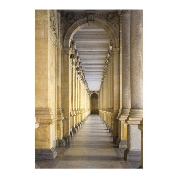 Velkoformátová tapeta Sloupový foyer, 158x232 cm