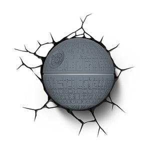 Veioză pentru perete cu autocolant Tnet Morte Nera