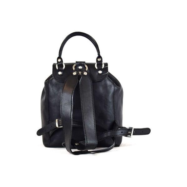 Kožený batůžek Santo Croce 8834 Black