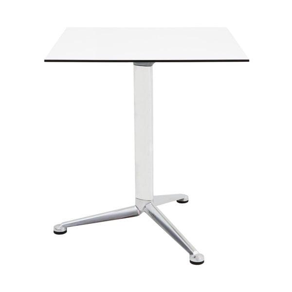 Čtvercový stůl Breeze s pevnou podnoží