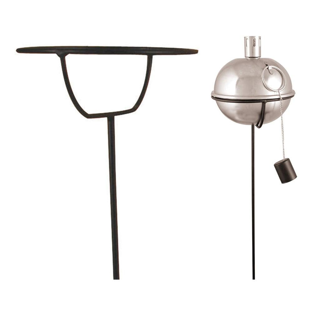 Zapichovací držák na olejové lampy EsschertDesignCamping