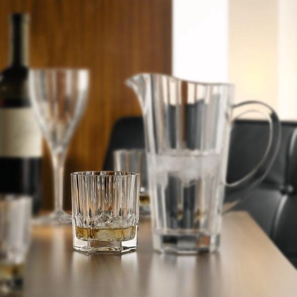 Set karafy a 2 sklenic na whiskey z křišťálového skla Nachtmann Aspen