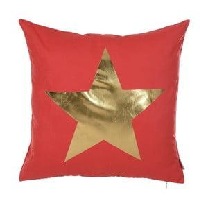Față de pernă Apolena Star, 45 x 45 cm, roșu
