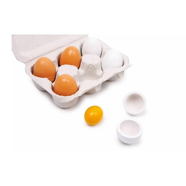 Dřevěná hračka Legler Egg