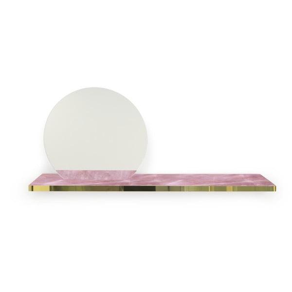 Półka z lustrem Velvet Atelier Juliette