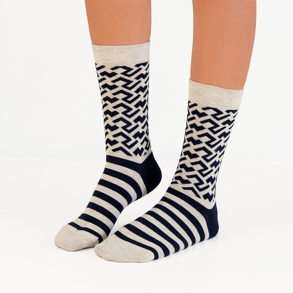 Ponožky Ballonet Socks Sand, velikost41–46
