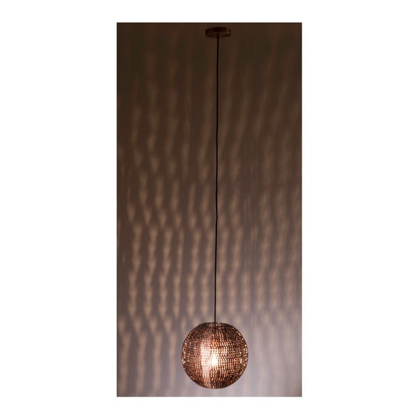 Závěsné svítidlo Dutchbone Round, Ø30cm