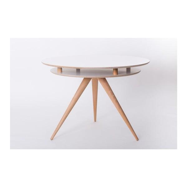Jídelní stůl Triad White