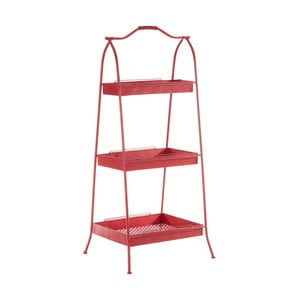 Červený stojan Premier Housewares Lexa