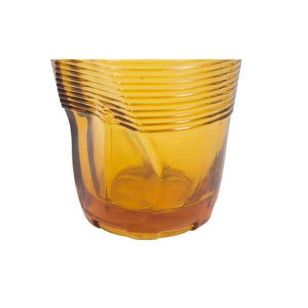 Sada 6 sklenic Kaleidos 360 ml, amber