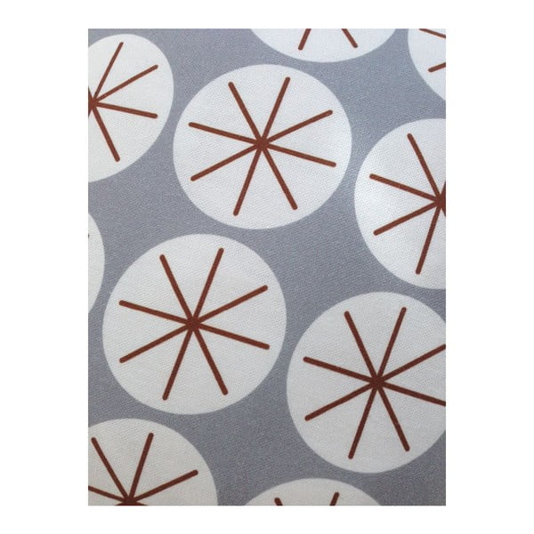 Povlak na polštář Stars Gray, 45x45 cm