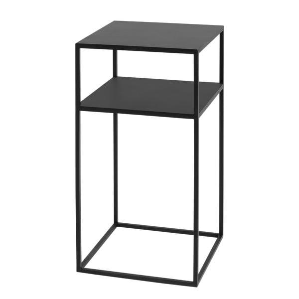 Tensio fekete tárolóasztal - Costum Form