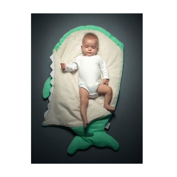 Dětský spací vak Mint Fruit, vhodné i na teplé dny