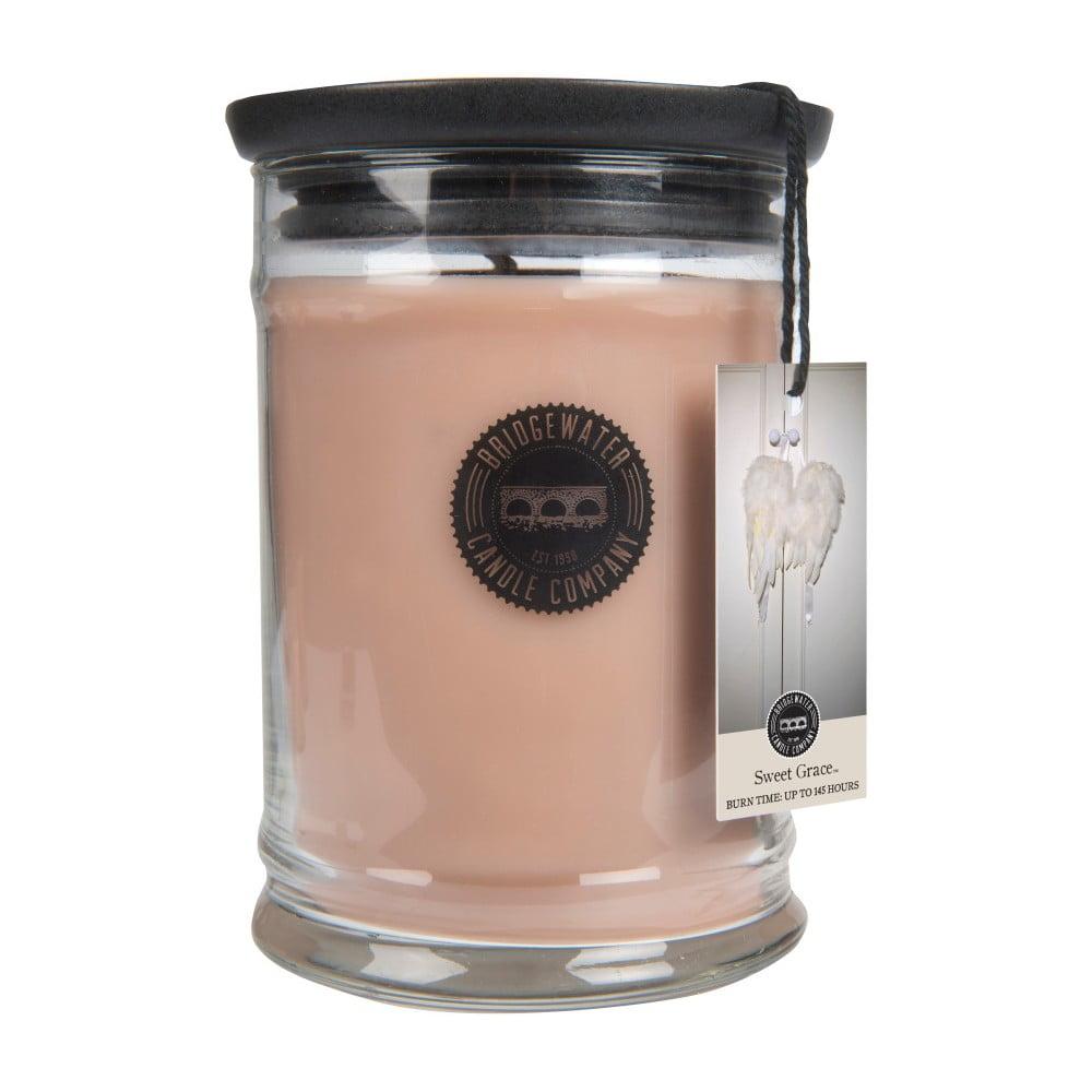 Svíčka ve skleněné dóze s vůní orientu Creative Tops Sweet Grace, doba hoření 140-160 hodin