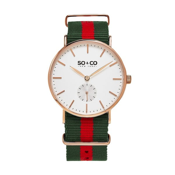 Dámské hodinky So&Co New York GP16139