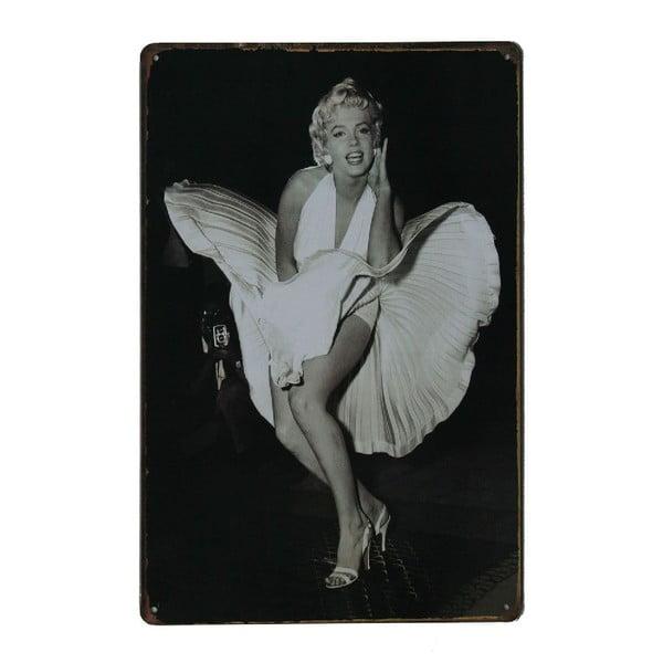 Cedule Oops Marilyn, 20x30 cm