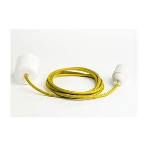 Barevný  kabel Loft, oliva