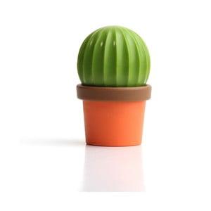 Oranžový mlýnek na pepř Qualy&CO Tasty Cactus