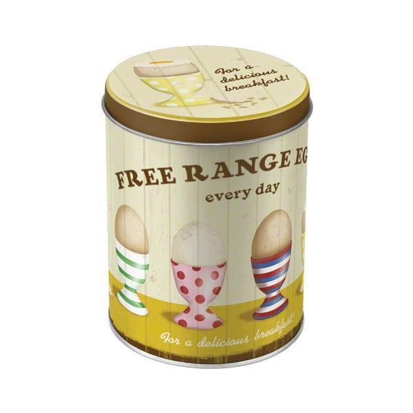 Sada dóz Homemade a Free Range Eggs