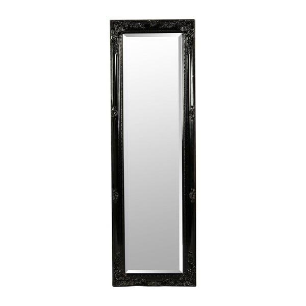 Nástěnné zrcadlo Miro Nero, 42x132 cm