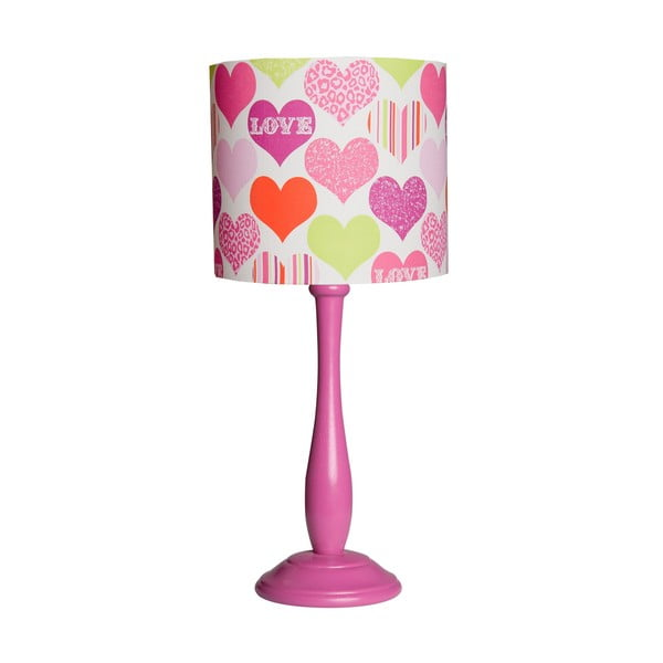 Stolní lampa Sweet Hearts