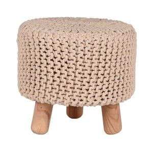Světle béžová stolička LABEL51 Kota