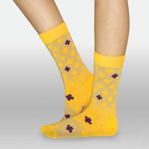 Ponožky Positive, velikost 36-40