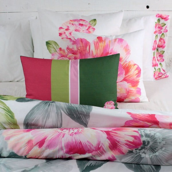 Povlak na polštář Pretty pink, 50 x 30 cm