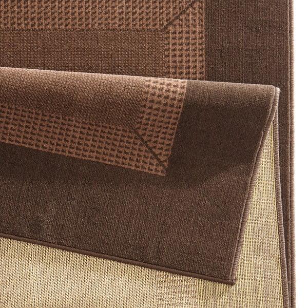 Covor Basic, 120x170 cm, maro