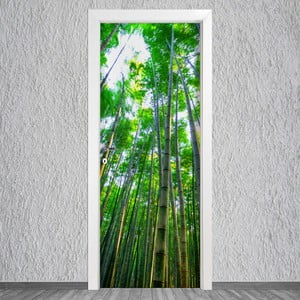 Samolepka na dveře LineArtistica Bosco, 80 x 215 cm