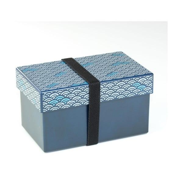 Modrý svačinový box Joli Bento Fresco,980ml