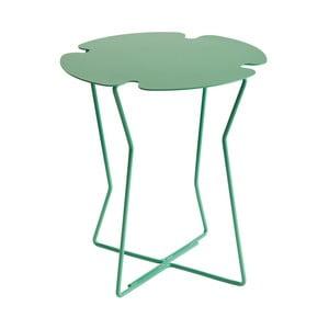 Zelený odkládací stolek MEME Design Corolla