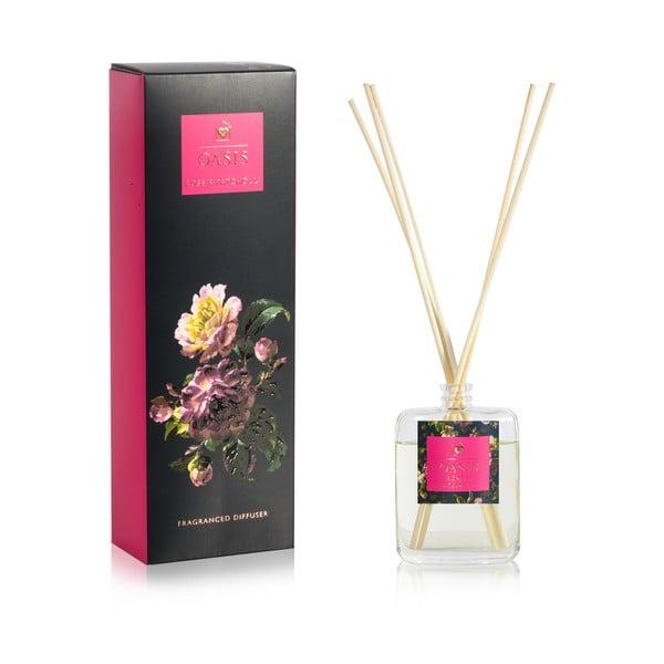 Aróma difuzér s vôňou ruže a pačuli Bahoma London Oasis Renaissance, 100 ml