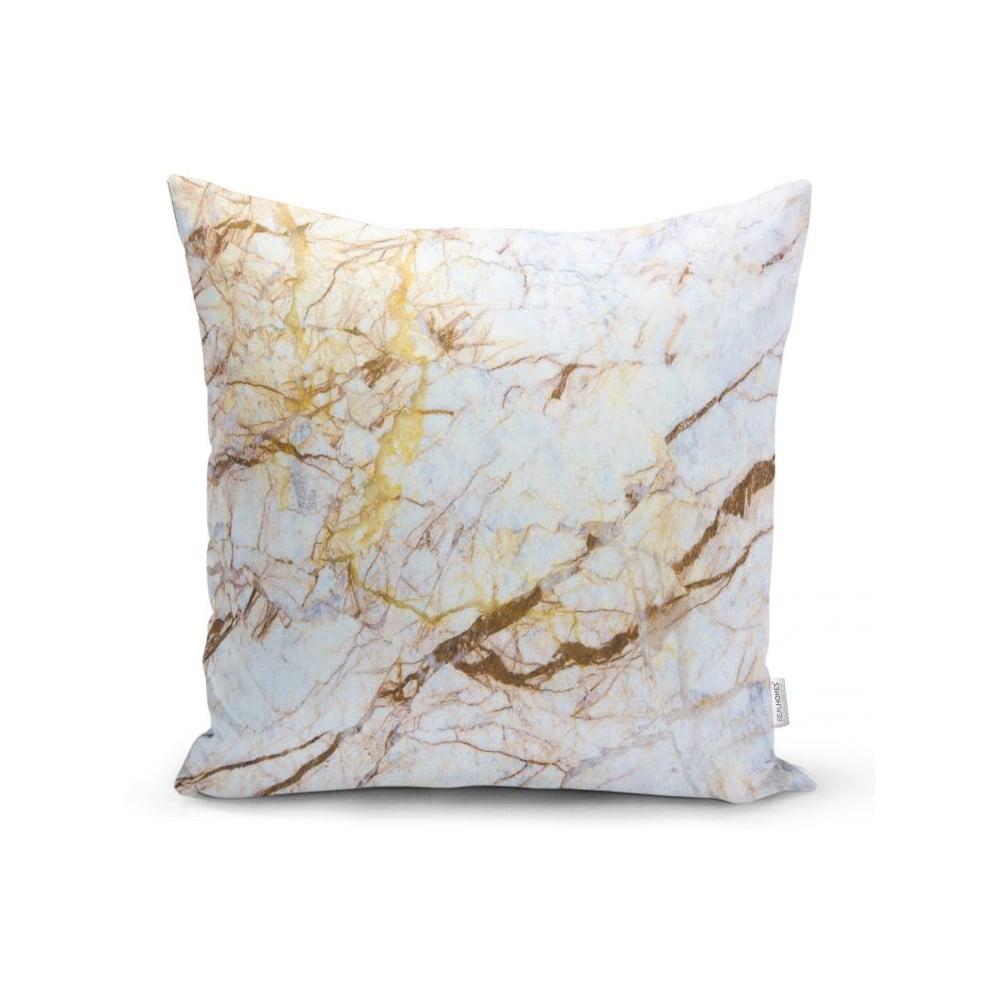 Povlak na polštář Minimalist Cushion Covers Luxurious Marble, 45 x 45 cm