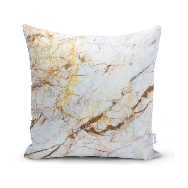 Față de pernă Minimalist Cushion Covers Luxurious Marble, 45 x 45 cm