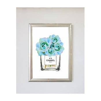 Tablou Piacenza Art Parfume Floral, 30 x 20 cm