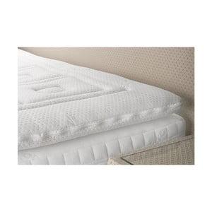 Pěnová podložka na matraci s vlněnou výplní PiCaSo manufactury Relax, 80x200cm
