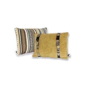 Voděodolný a oboustranný polštářek Dream Pillow Sand Tribal
