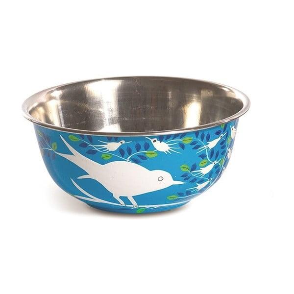 Miska Eva Hand Painted Bowl, světle modrá