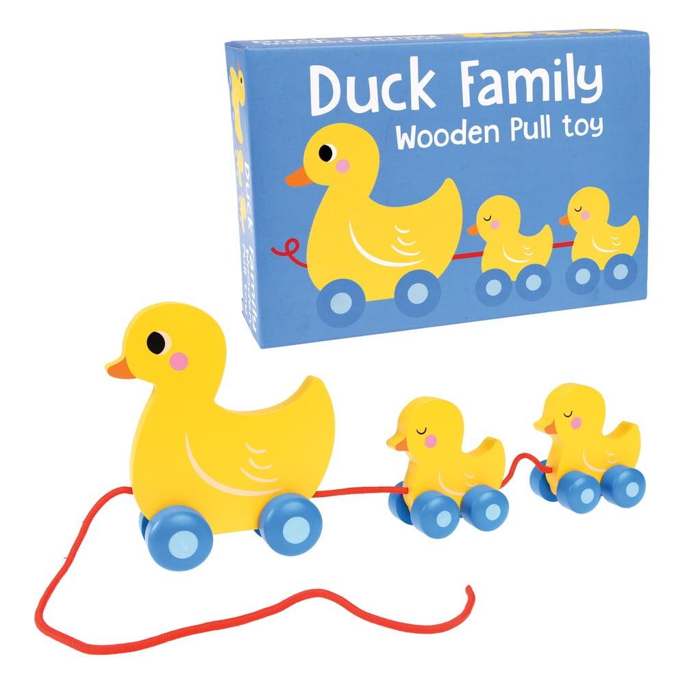 Dětské tahací kačenky Rex London Duck Family