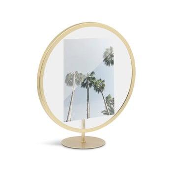 Suport foto Umbra Infinity, 12 x 18 cm, auriu poza