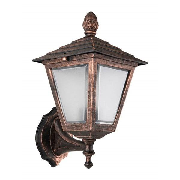 Vonkajšie nástenné svietidlo bronzovej farby Atmospheric