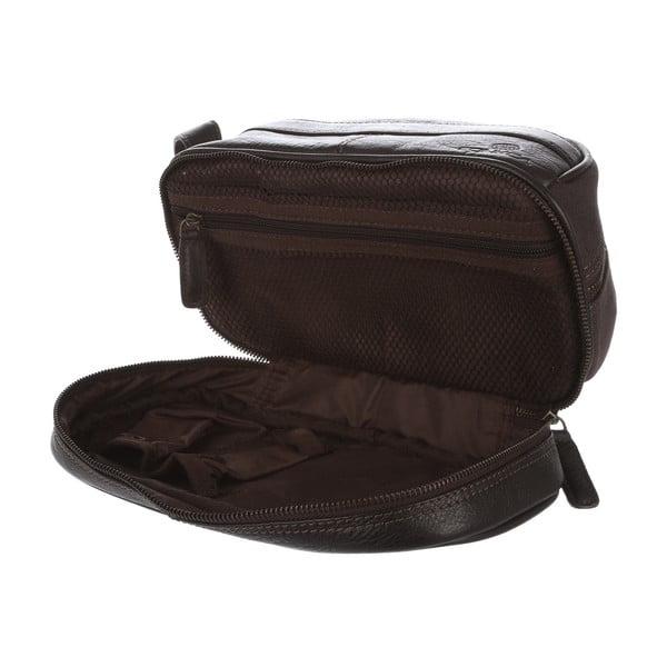 Kožená toaletní taška Rydal