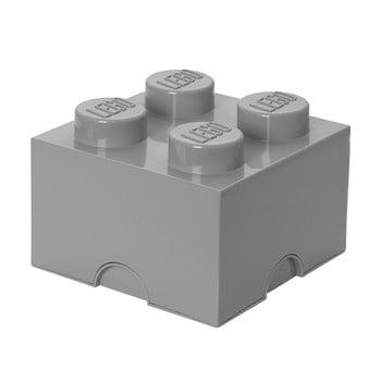 Cutie depozitare LEGO®, gri de la LEGO®