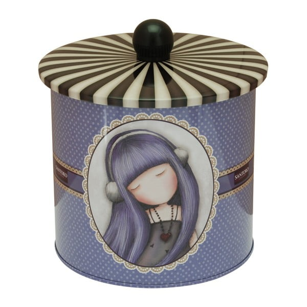 Pojemnik na ciasteczka Santoro London Gorjuss Dear Alice