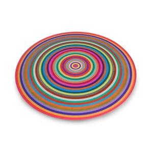 Multifunkční skleněná podložka Joseph Joseph Rings, ø 30 cm